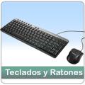 Teclados y Ratones