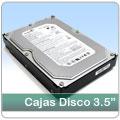 Cajas HDD 3.5
