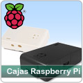 Cajas Raspberry Pi