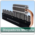 Disipadores Memoria