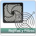 Ventiladores y accesorios » Rejillas y Filtros