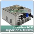 Componentes PC » Fuentes de alimentación » Fuentes ATX PS2 » Más de 1000w
