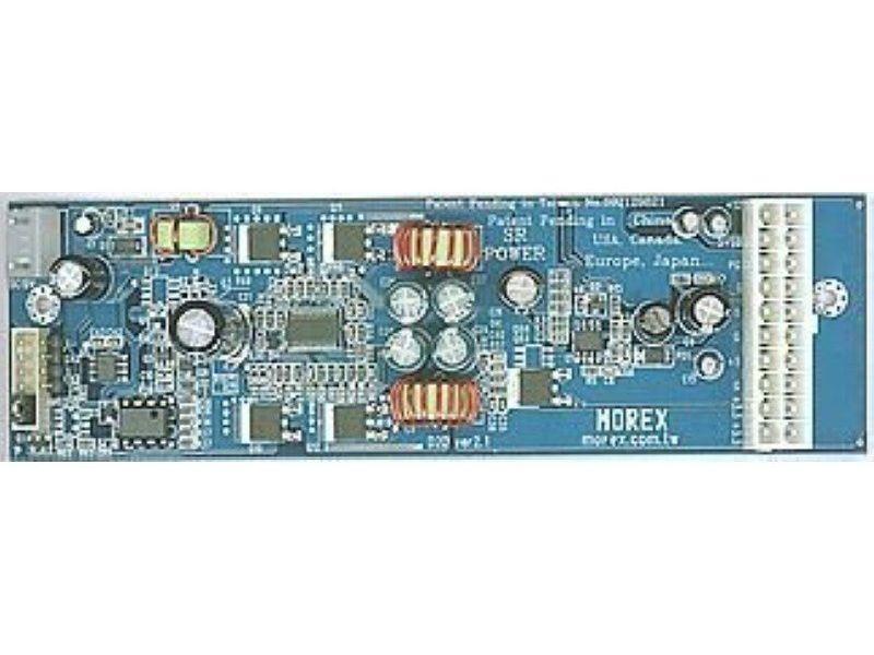 F.A. para MINI-ITX 80W CON KIT COCHE - KIT que incluye fuente DC-DC de 80W, regulador de tensión a 12V y cable para alimentación al mechero del vehículo.