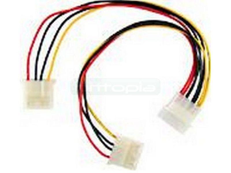 OEM Cable ladrón Molex 4-pin - Cable en forma de