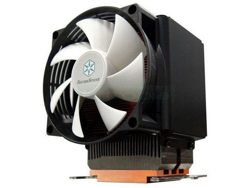 Silverstone NT02 - Cooler para CPU creado para lograr el perfecto balance entre prestaciones, refrigeración silenciosa y compatibilidad. Incluye heat-pipes de cobre de alta calidad y ventilador con control de velocidad.