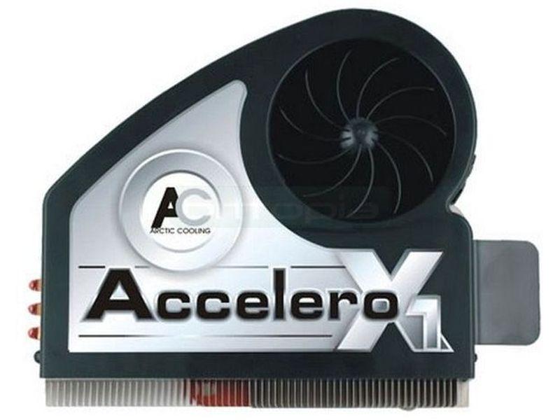 Arctic Cooling Accelero X1 Para nVidia, Cooler VGA - Cooler para VGA 100% compatible con las especificaciones SLI y BTX. Compatible con graficas nVidiaI.