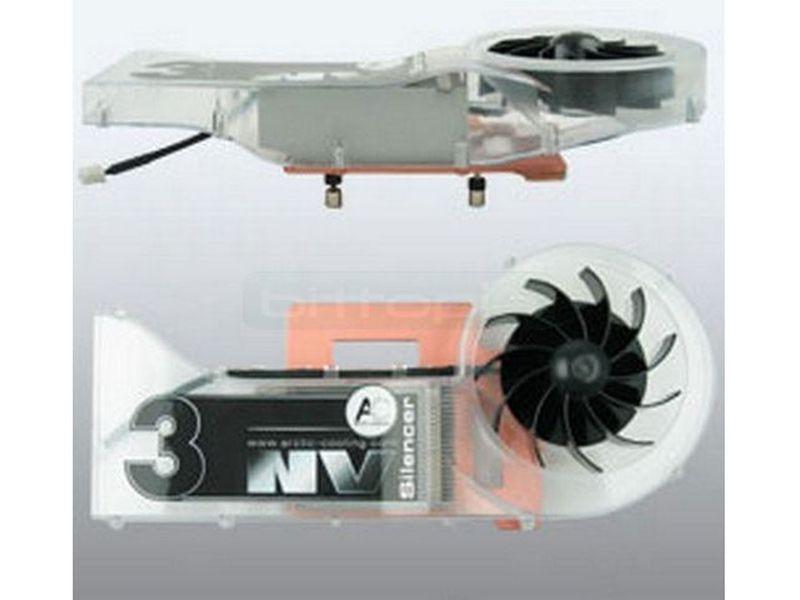 Arctic NV Silencer3. Cooler VGA - Cooler para VGA compatible con la serie nVidia FX 5900XT (consultar esquema)