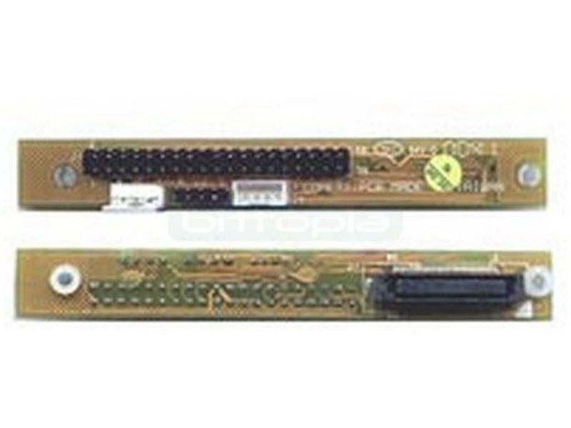 Morex Adaptador CD Slim a ATA - Adaptador para conectar una unidad óptica Slim IDE a la controladora IDE de la placa base.