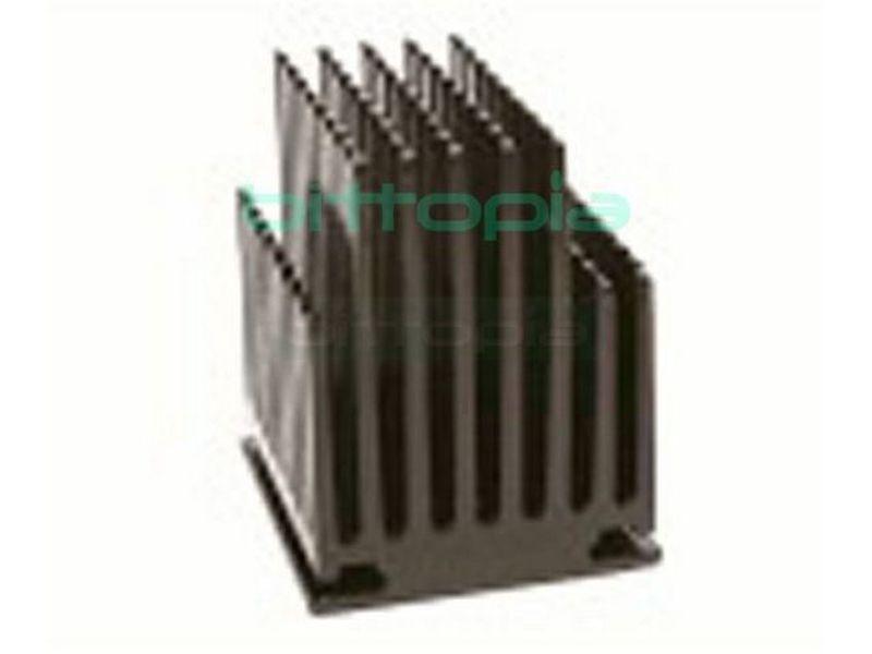 Xilence Cooler para Chipset - Disipador para la refrigeración del Northbrige de la placa fabricado en aluminio.