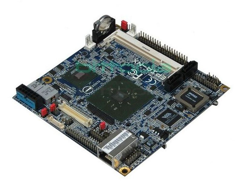 Via EPIA NX15000G Placa base Nano-itx - Via C7 1,5Ghz. Memoria DDR2 hasta 1Gb. Chipset VIA CX700M. IDE-SATA.Nano-ITX.