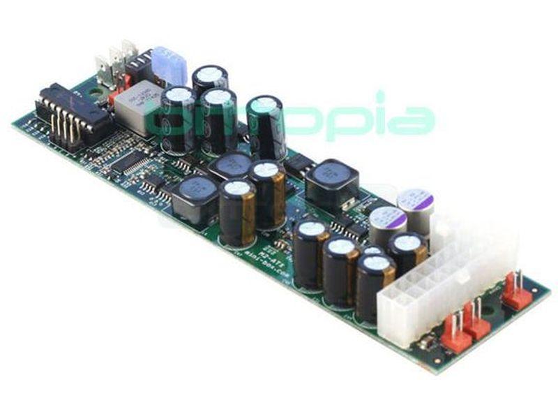 F.A. Inteligente M2-ATX-HV 140W DC-DC CAR-PC 6-32V - Fuente interna DC-DC de 140W y soporta un rango extendido de 6V a 32V. Generalmente utilizada en equipos Mini-ITX. Es ideal para el montaje de CarPCs o en equipos que se alimenten por baterías.