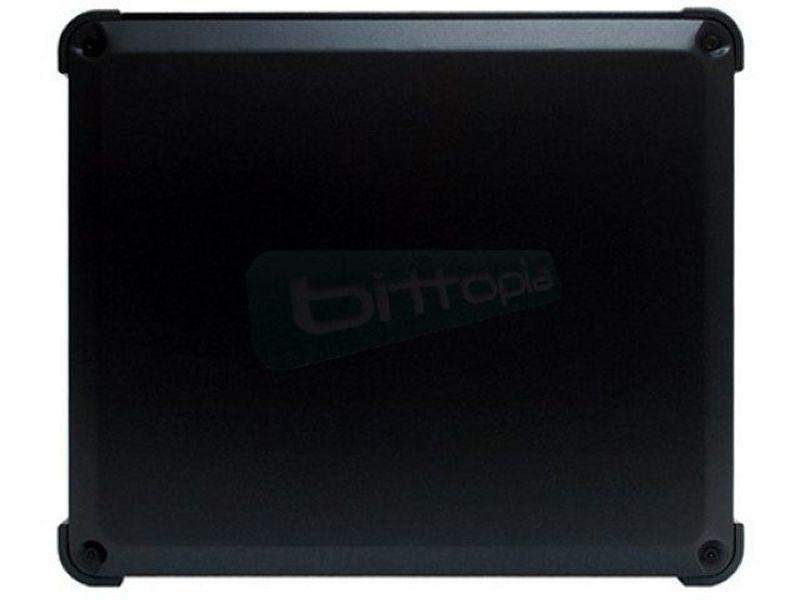 Silverstone Grandia GD02B-MT Negro - Caja en formato sobremesa de color negro compatible con placas Micro ATX/DTX/Mini-ITX. Para empezar, una pantalla táctil sin igual de 4,3 pulgadas hace su debut con un nuevo interface multimedia.