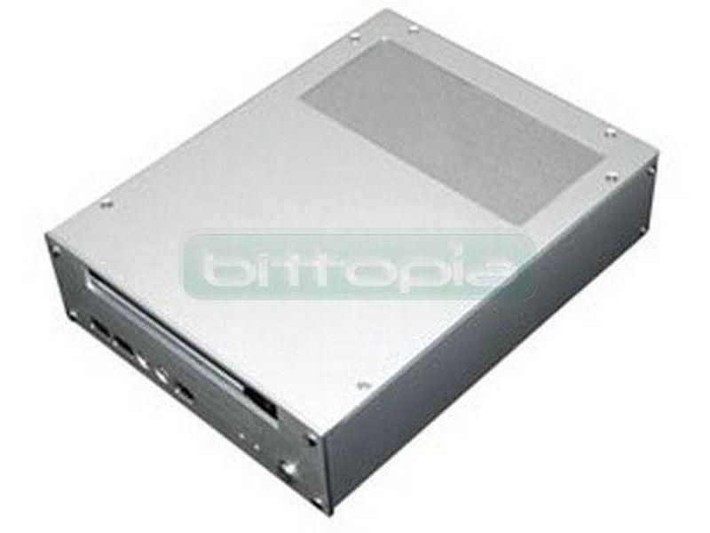SilverStone PETIT PT02B negra. Mini-ITX