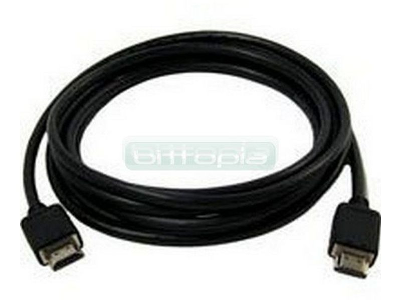 OEM Cable HDMI 02 metros - cable HDMI-HDMI 2m. Negro