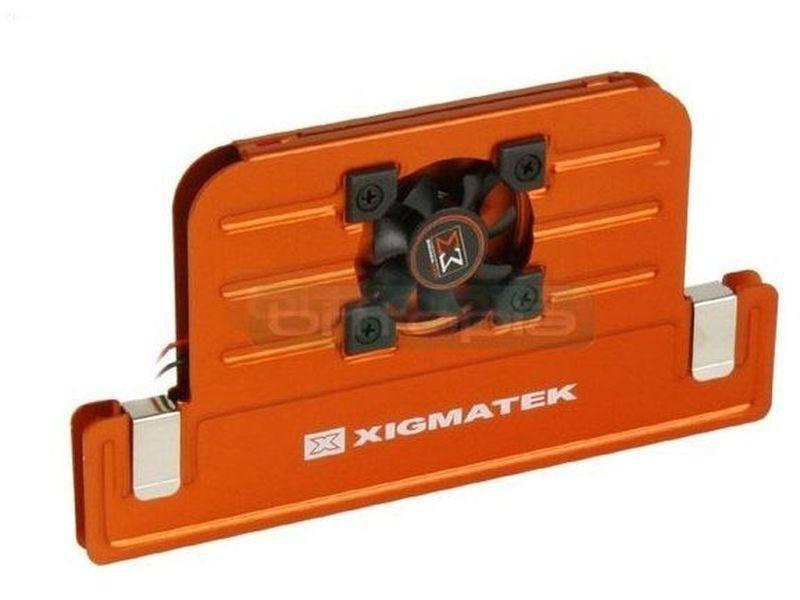 Xigmatek MAC-S3501 Cooler para memoria - Este producto ofrece un disipador de aluminio que se ajustará perfectamente al módulo de memoria.