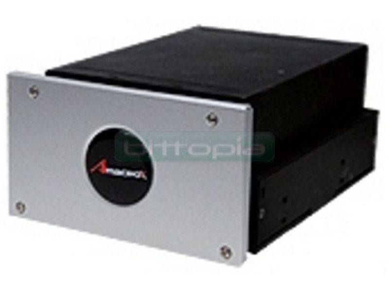 Amacrox VGA Power 400W - Fuente de alimentación 400W para Vga. Permite ampliar la potencia de tu equipo con una unidad suplementaria.