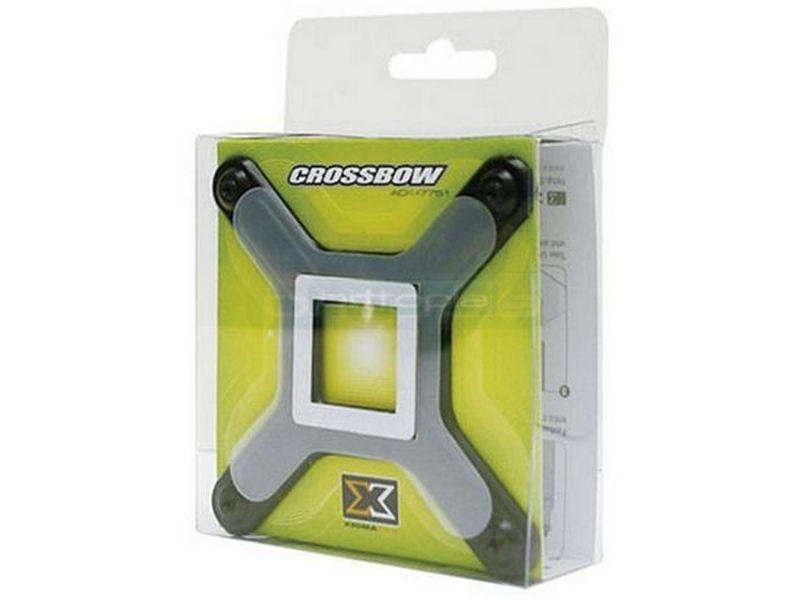 Xigmatek ACK-I7751 S775 - Compatible con coolers de Xigmatek con socket 775 (Modelos S963, S983, S1283). Permite que la instalación sea más sencilla y libera al socket de la placa del peso del cooler.