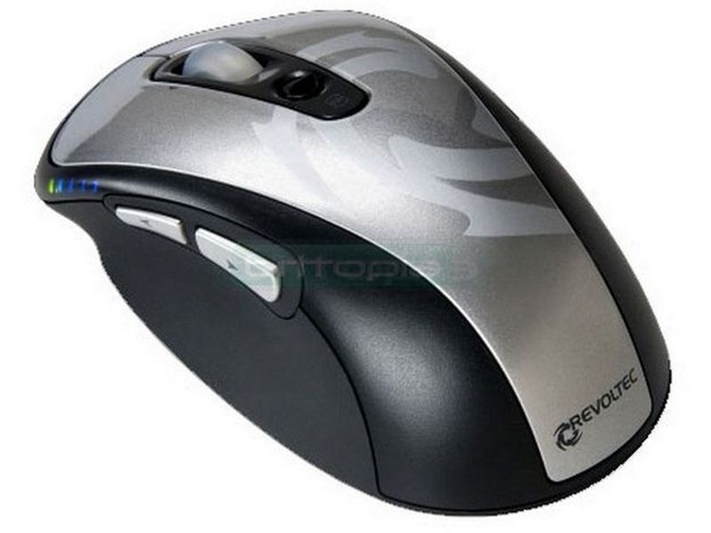 Revoltec RE120. Ratón FightMouse