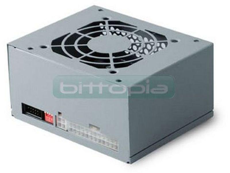 Mini-Box Carcasa para fuente M4 como ATX o SFX - Carcasa en formato SFX que permite montar la fuente M4-ATX y M4-ATX-HV