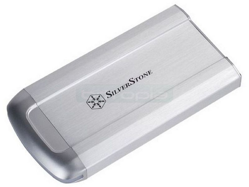 SilverStone MS05S plata con docking disco duro de 2.5 en 3.5
