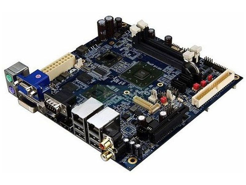 Via EPIA VB8003-16 Placa base Mini-itx - Via Nano 1,6Ghz. Memoria SO-DIMM DDR2 hasta 4Gb. Chipset VIA VX800. Mini-ITX.