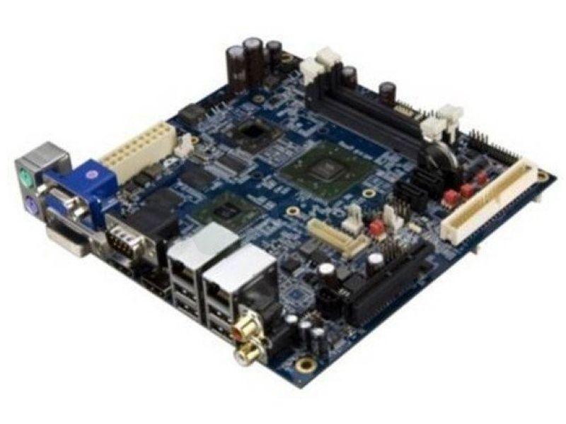 Via EPIA VB8003-16 Placa base Mini-itx - Via Nano 1,6Ghz. Memoria SO-DIMM DDR2 hasta 4Gb. Chipset VIA VX800. Mini-ITX.