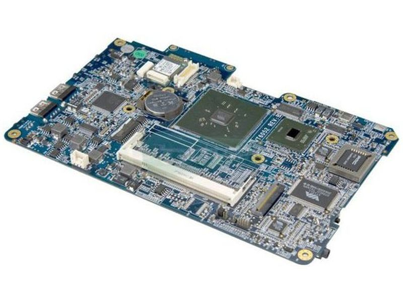 Via IVP-7500 Developer KIT placa base - Via Eden ULV 1Ghz. Memoria SO-DIMM DDR2 hasta 1Gb. Chipset VIA CX700M2. 11,4cm x 18,6cm.