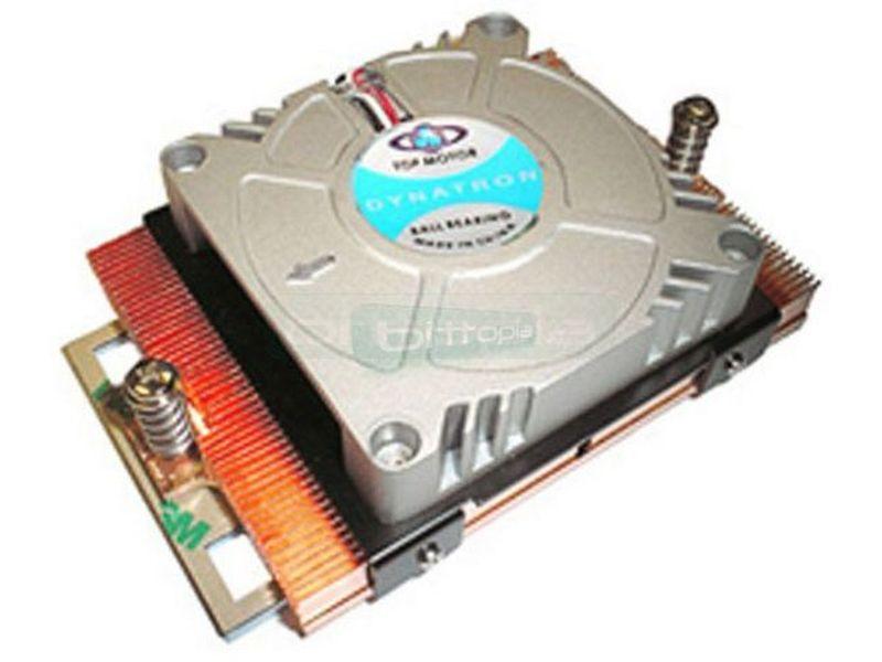 Dynatron A7DG AMD 1207 Rack 1U Activo (4.1) - Cooler de bajo perfil (4.1) para RACK 1U compatible con socket Opteron 1207 con ventilador de 70mm tipo blower.