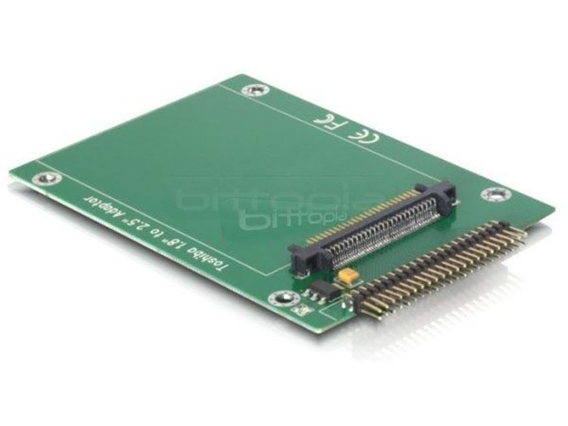 "Converter 1,8"" Toshiba HDD > 2,5"" IDE 44pin"