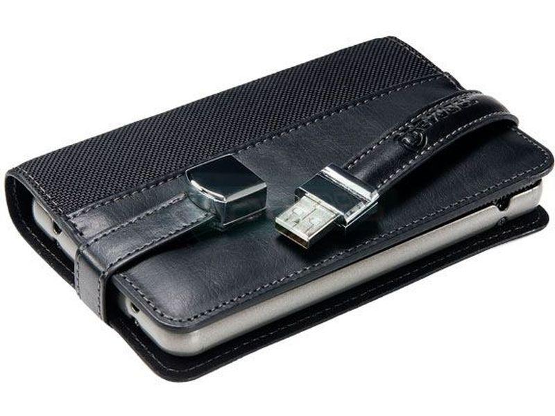 Revoltec RS072. EX202.  Externa 2.5 SATA a USB - Caja externa para discos duros de 2.5 SATA. Conexión USB 2.0.