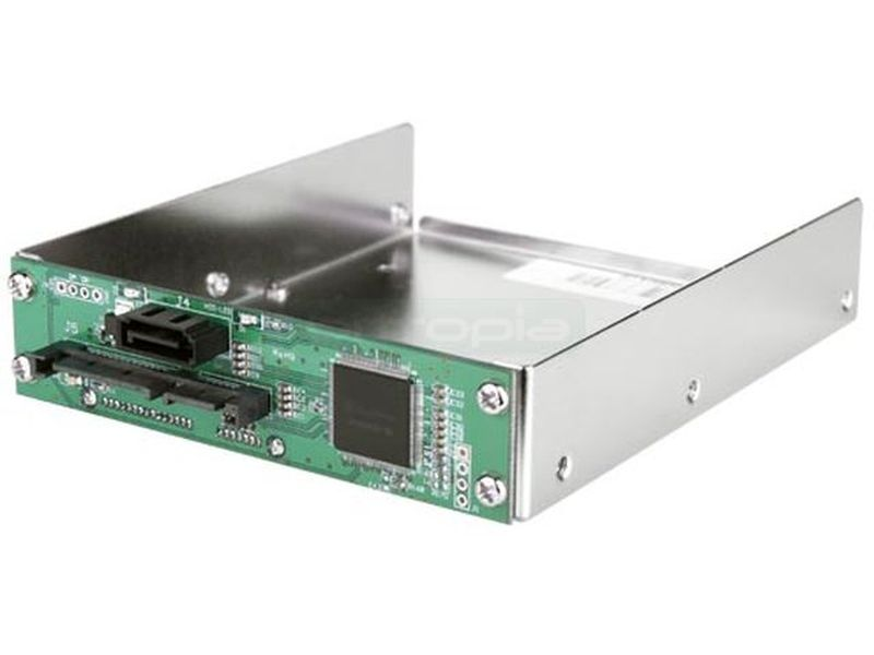SilverStone HDDBOOST - Producto único que combina las mejores cualidades del disco duro tradicional con el disco en estado sólido (SSD) creando una solución virtual de súper almacenamiento. ¡Dependiendo de la velocidad del SSD añadido. puede aumentar el rendimiento de un dispositivo existente en hasta un 70%!