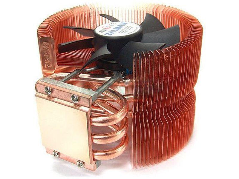 Zalman OEM CNPS9500 - Cooler de CPU en versión OEM compatible con socket AMD 754, 939, 940, AM2.
