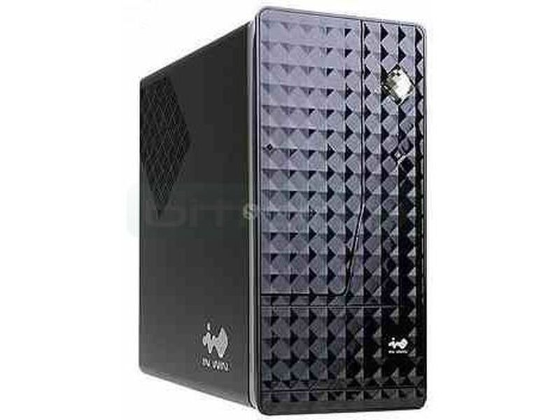 In Win Diva Starry Black 160W. Mini-ITX