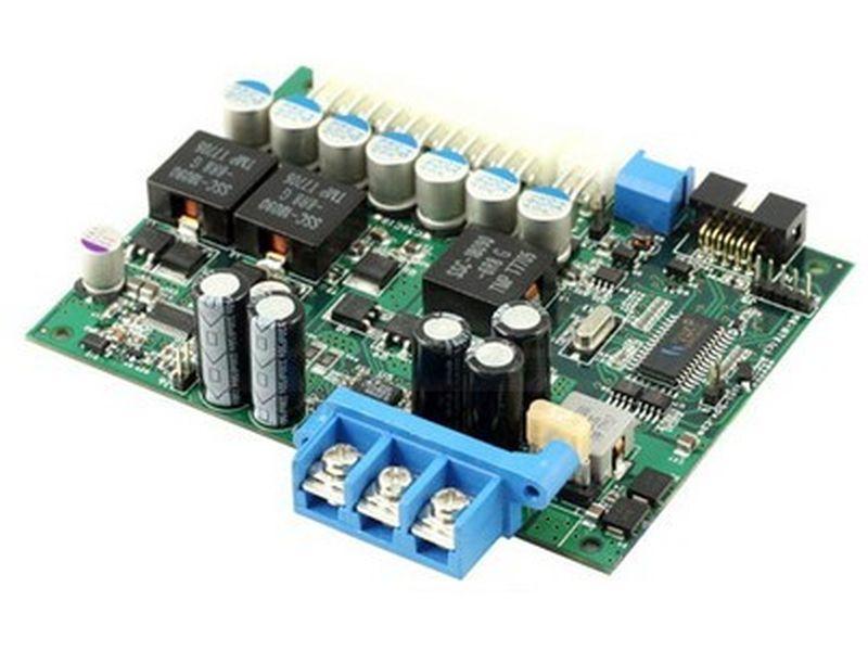 F.A. Inteligente M4-ATX-HV 220W DC-DC CAR-PC 6-34V - Fuente interna DC-DC de 220W y soporta un rango extendido de 6V a 34V. Es ideal para el montaje de equipos potentes de tipo CarPC o equipos que se alimenten por baterías.
