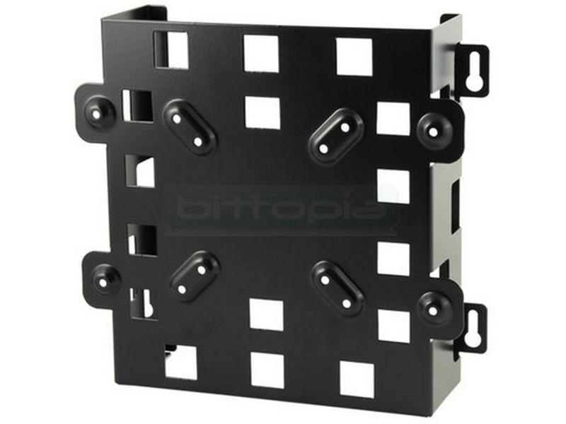 Mini-Box Adaptador Pared - VESA para caja M350 - Componente opcional para la caja M350. Permite sujetar la caja entre el monitor y la pared.