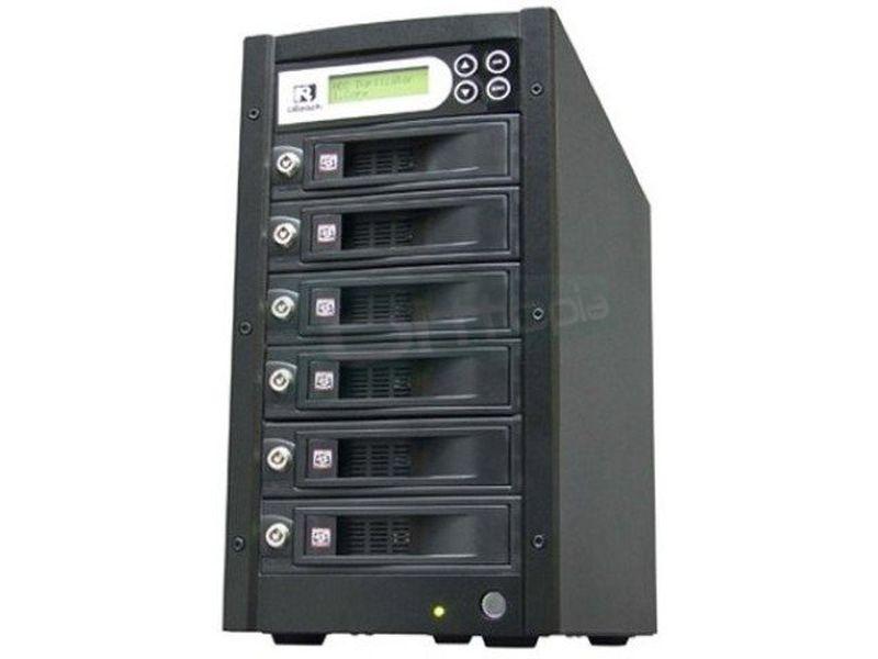 UReach duplicadora de discos duros HD-S05 - Duplicador autónomo de Discos Duros SATA 2.5 y 3.5. que no require uso del PC.