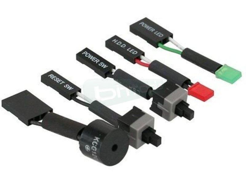Inline 59910. Kit de testeo de placas (switch y leds)
