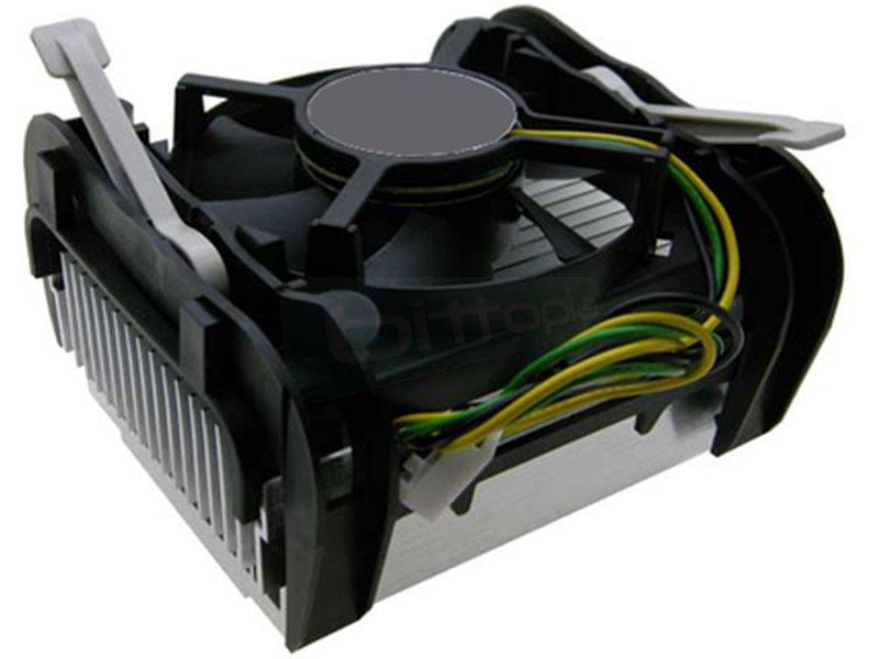 Cooler para Integración Socket 478(P4) - Cooler para CPU de integración compatible con socket 478. Fabricado en aluminio, incluye ventilador de 70mm.