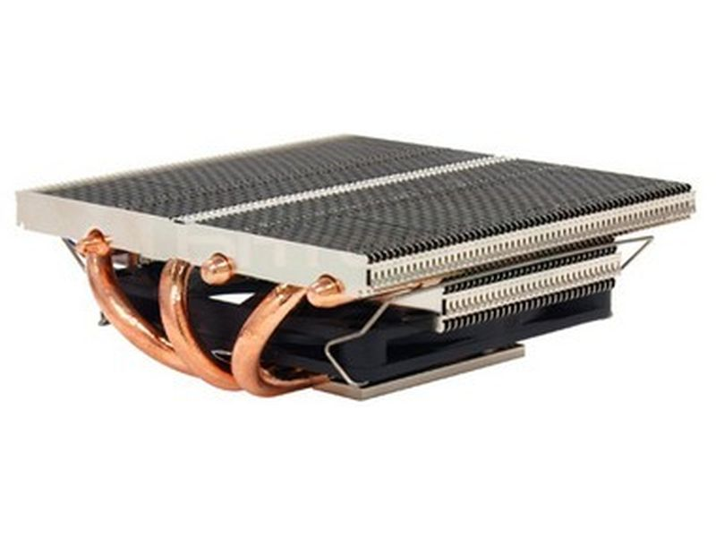 Scythe Kozuti Bajo perfil - ¡Tan sólo 40mm de alto! Cooler para CPU de muy bajo perfil, de original diseño, compatible prácticamente con todos los socket. Incluye ventilador regulado por PWM, que no podrás ver a simple vista.