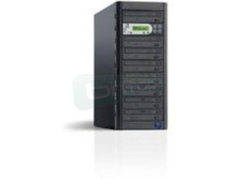 Ureach 1:07 DVD HD 250 Gb - Duplicador autónomo de soportes CD y/o DVD, que no requiere el uso del PC.