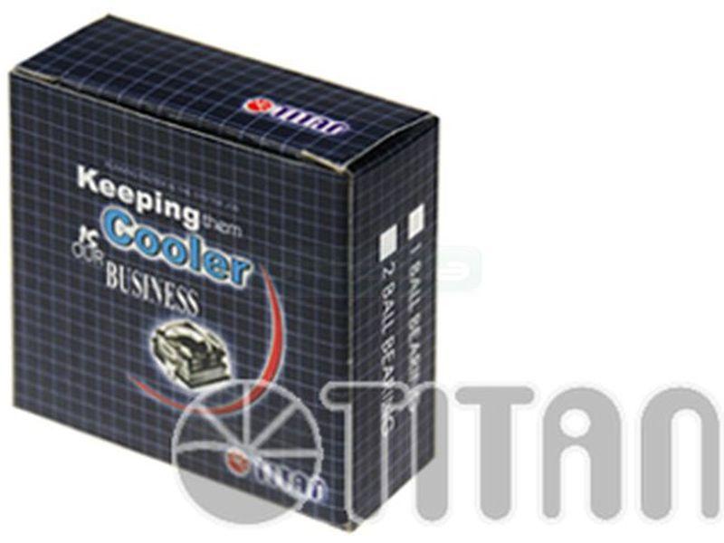 Titan 30x30x7 21 dBa - Ventilador en medida de 30mm para caja o montaje de pequeñas dimensiones. Nos ofrece una inmejorable refrigeración dentro de sus reducidas dimensiones. Se caracteriza por integrar rodamientos especializados para dotarle de una larga vida útil.