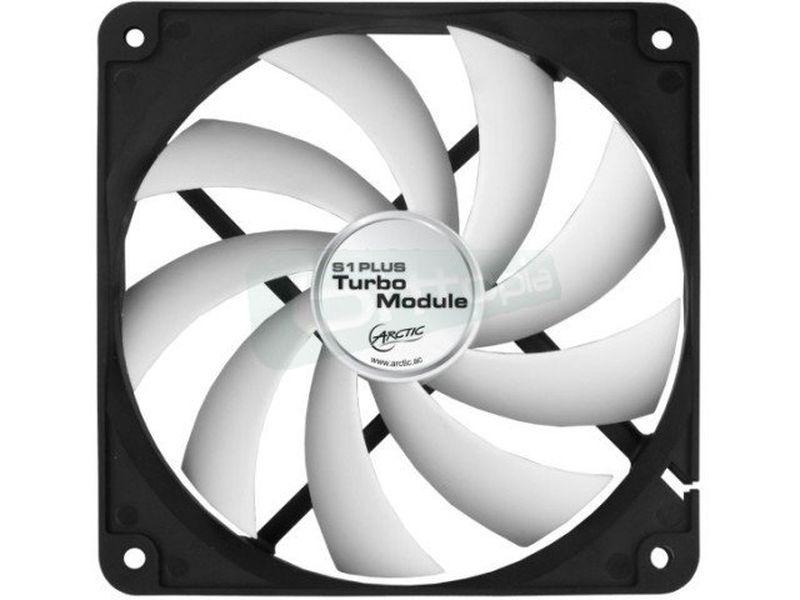 Arctic TurboModule Ventilador para Accelero S Plus - Ventilador de 120mm adicional para el disipador de VGA Accelero S1 Plus.