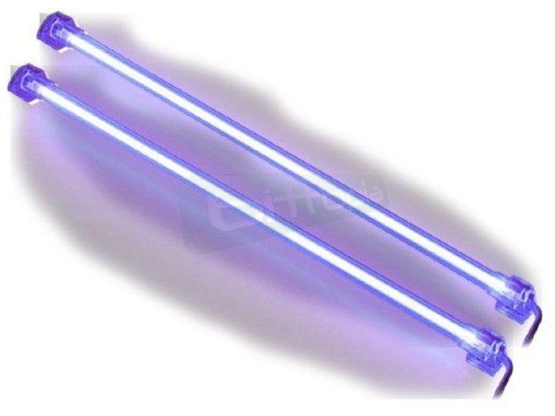 Revoltec RM126. Cátodo frio (CCFL) doble UV - Cátodo frío doble UV (2 tubos de 31cm). 158gr.