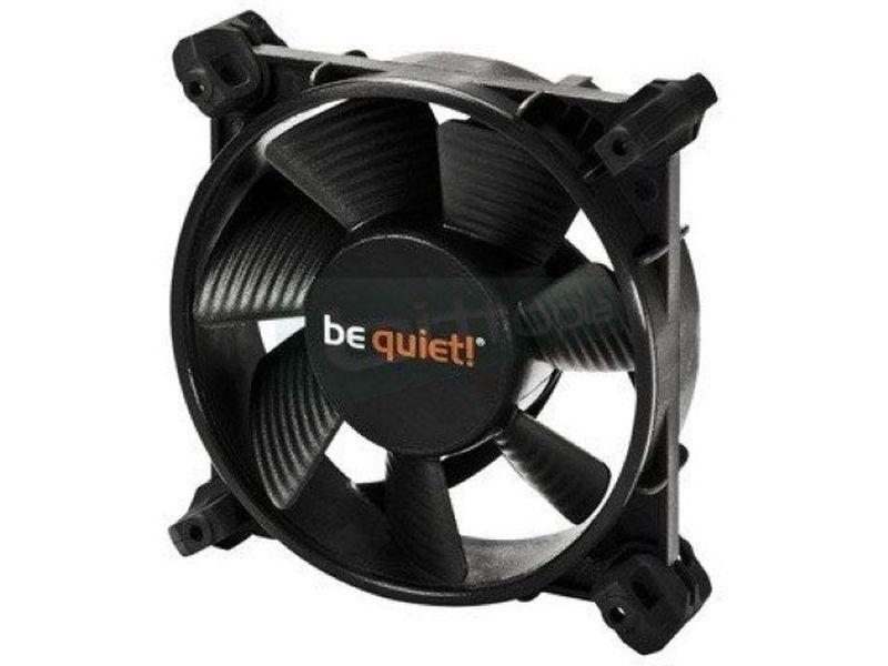 be quiet! SilentWings 2 80x80 - Posiblemente los mejores ventiladores del mercado. Ofrecen el equilibrio perfecto entre rendimiento y silencio.