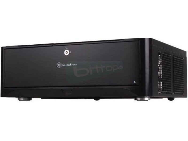 Silverstone GD06B Negro con USB 3.0. Ideal para HTPC