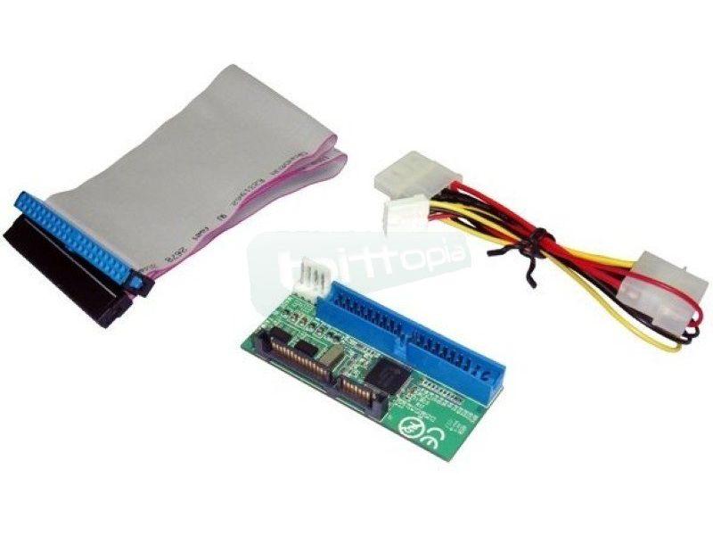 Adaptador SATA a IDE para Duplicadora portatil - Accesorio para duplicadoras portátiles que nos permite convertir de SATA a IDE.