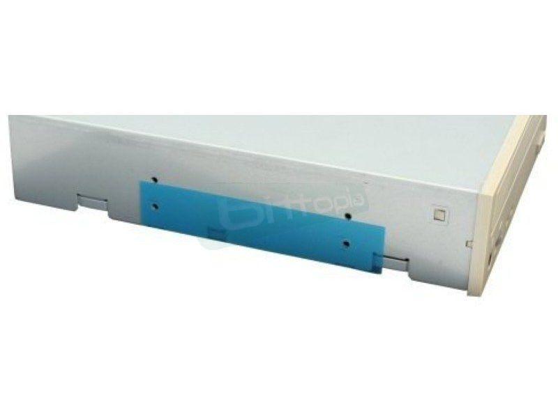 Inline 00244D Lámina de goma para unidades óptica - Junta antivibraciones para unidades ópticas.