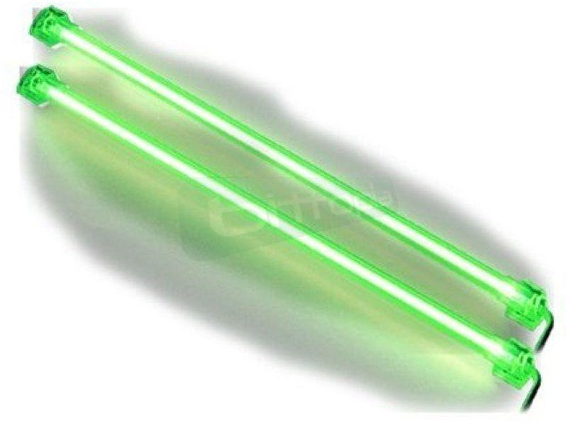 Revoltec RM125 Cátodo frio 31,3 cm doble verde - Cátodo frío doble Verde (2 tubos de 31cm). 158gr.