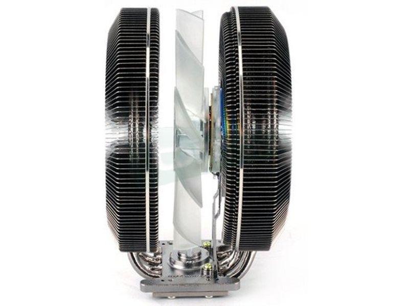 Zalman CNPS9900 MAX Blue - Cooler para CPU fabricado con base de cobre. Compatible con Socket FM2/FM1/AM3+/AM3/AM2+/AM2 y Socket 2011/1366/1156/1155/775.