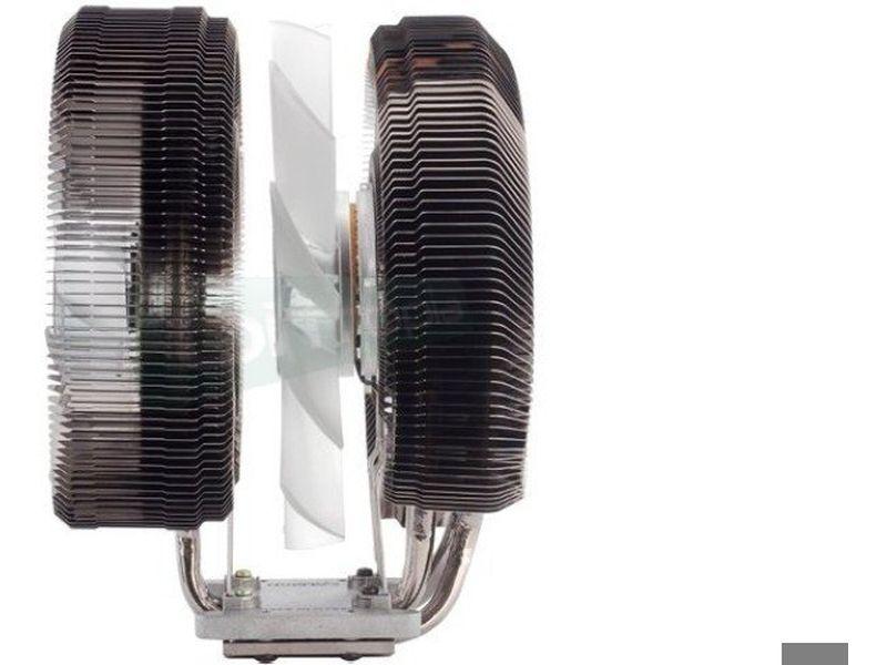 Zalman CNPS9900 DF Dual Fan - Cooler para CPU fabricado con base de cobre. Compatible con Socket FM2/FM1/AM3+/AM3/AM2+/AM2 y Socket 2011/1366/1156/1155/775.